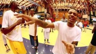 Bow Wow Vs  Kobe Bryant 1 on 1 Basketball