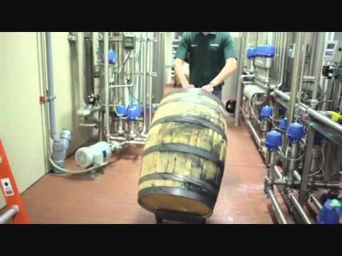 Western Square racks for Breweries & Distilleries