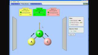 PhET Simulation On Molecule Polarity