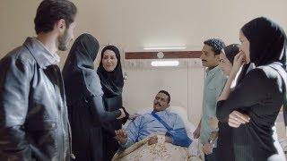 زيارة اهل زين له في المستشفى - مسلسل نسر الصعيد - محمد رمضان