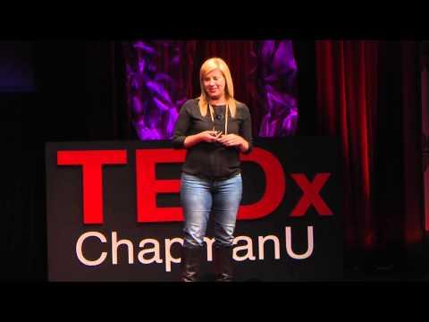 Social Media- Sucking Time or Saving Lives: Kristen Howerton at TEDxChapmanU