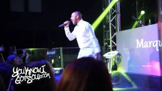 """Marques Houston Performing """"Circle"""" Live in Vancouver, Canada 09/05/2016"""