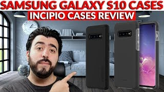 Samsung Galaxy S10 Cases Showcase - Incipio Cases A New Direction - YouTube Tech Guy