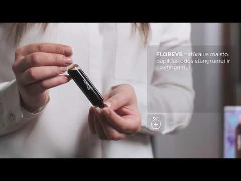 FLOREVE natūralus maisto papildas odos jaunystei palaikyti (IN) YOUTH, 15 ml x 14 vnt.