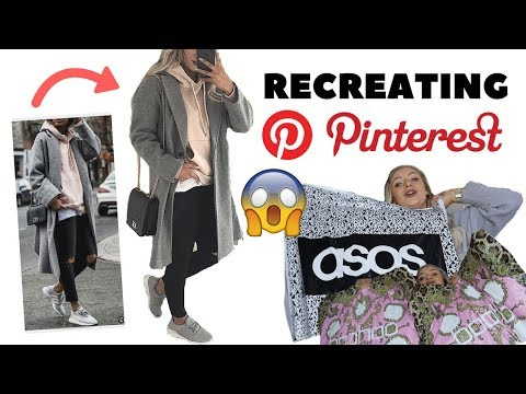 $600 RECREATING PINTEREST OUTFITS! Mp3