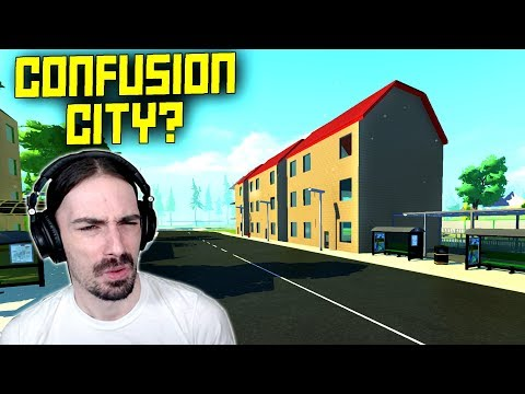 Watch This Game Breaking City Slowly Take My Sanity... - Scrap Mechanic Gameplay