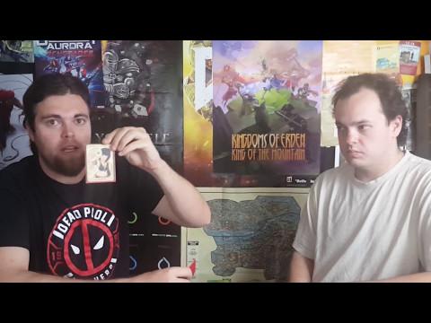 Daimyo's Fall - Kickstarter - Card Game Review