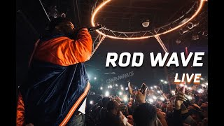 Rod Wave Performing Live in Baton Rouge Vlog