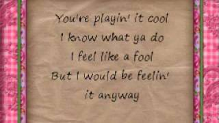 Like You Do Lyrics By: Angel Taylor