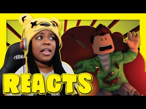 Murder Mystery Animated | Roblox | The Pals Reaction | AyChristene Reacts