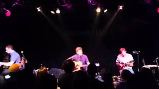 The Early November - Driving South (live acoustic) 07-14-2014 Vienna, VA