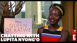 Lupita Nyong'o talks 'Queen of Katwe'