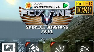 Foxone Special Missions Free Game Review 1080P Official Skyfox Action 2016
