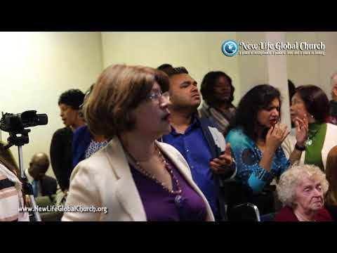 2017-11-05 - Welcome, Worship & Praise, NLGC history presentation and appreciation words for leaders