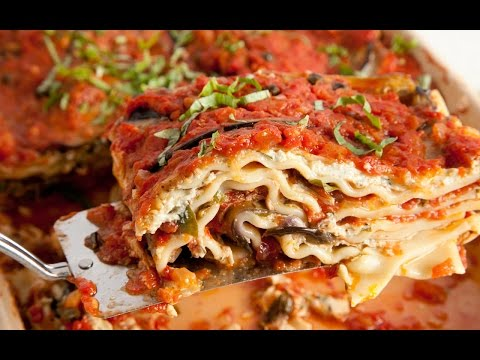 Epic HCLF VEGAN Lasagna - Getting LEAN On Carbs - Day 30