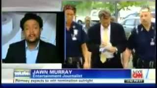 Jawn Murray Talks Christie Brinkley & Peter Cook's Divorce on CNN