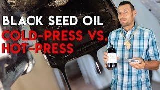 Cold-press VS. Hot-press BSO