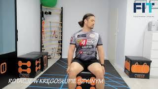 Rotacja kręgosłupa szyjnego – ROT010