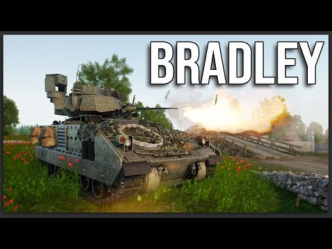 Another BRUTAL Squad Invasion with the BRADLEY!
