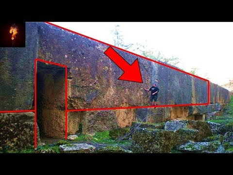 """Gornaya Shoria ~ The Largest """"Man-Moved"""" Stones On Earth?"""