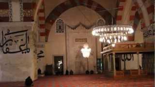 preview picture of video 'Edirne - Eski Cami'