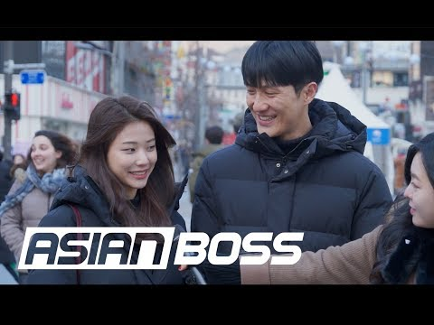 What's The Latest Winter Fashion Trend In Korea? (Street Interview) | ASIAN BOSS