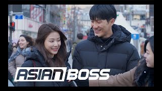 Whats The Latest Winter Fashion Trend In Korea? (Street Interview) | ASIAN BOSS