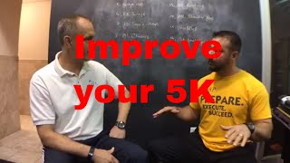 How to Improve your 5k Time with Don Hays