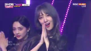[180530 Show Champion]  PRISTIN V   Spotlight + Get It