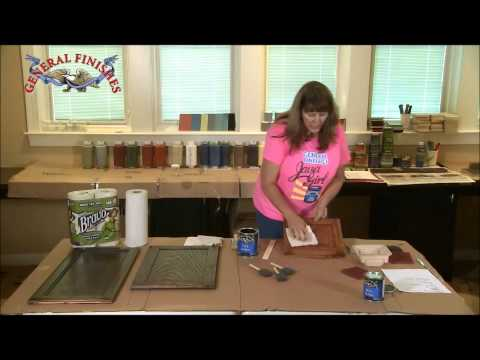 How to Use Gel Stain: Preparation