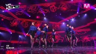 AOA_짧은 치마 (Miniskirt by AOA of M COUNTDOWN 2014.2.6)