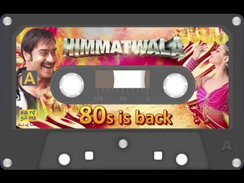 HIMMATWALA 2013 ★ Audio Cassette ★ All Songs ★ 80's Is Back - Ajay Devgn | Tamannaah Mp3