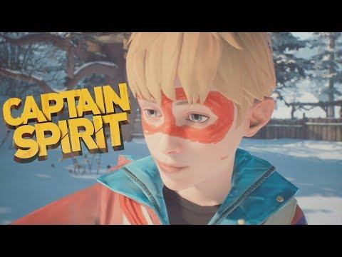 Captain Spirit | MÁME SUPEROBLEK! | #3 | České titulky | 1080p