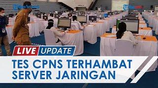 Terkendala Jaringan, Tes CPNS di Surabaya Tertunda 20 Menit, Peserta Pengaruh Banget ke Mental