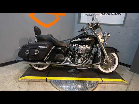 2003 Harley-Davidson Road King Classic FLHRC-I