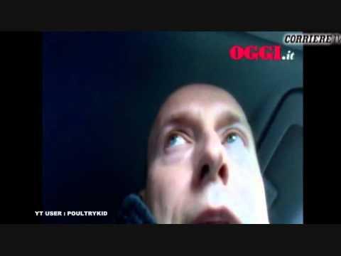 """L'autista che """"intrappola"""" Renzo Bossi"""