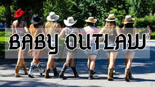 [ BABY OUTLAW   Elle King ] Neo Burlesque Wild West Dance Video