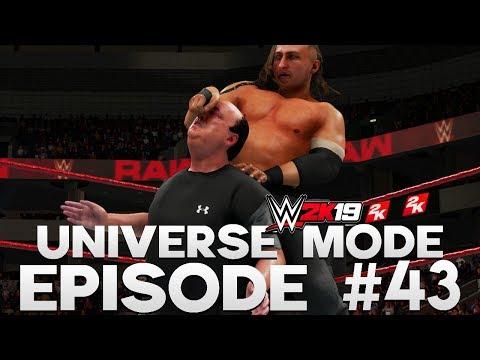 WWE 2K19 | Universe Mode - 'BITTERSWEET REVENGE?!' | #43