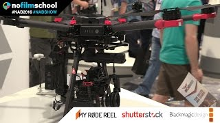 DJI's New Matrice 600 Drone Knows Where it's Going, Plus Ronin-MX Gimbal Gets Stronger and Smoother