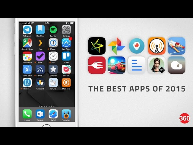 The Best Apps of 2015 | NDTV Gadgets360 com