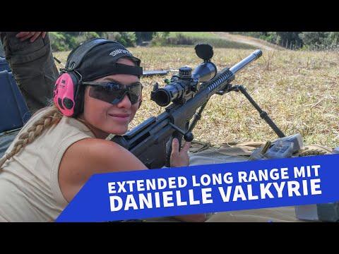 sportschuetzen: Hot Shoot in Italien im August 2021: Extended Long Range Shooting. Unser Eventbericht mit Danielle Valkyrie im Video