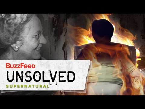 The Spontaneous Human Combustion Of Mary Reeser