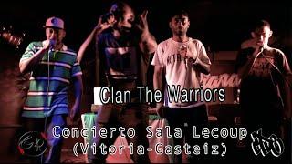 🎤 Concierto: Sala Le Coup Clan The Warriors 🎼