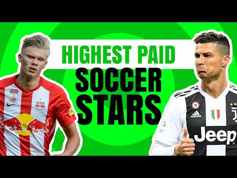 The World's Highest-Paid Soccer Stars In 2021 ~ Complete Sports