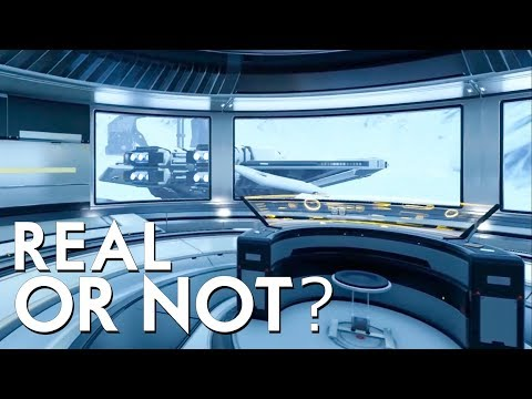 Elite Dangerous - Real or Not? (Update:  It's NOT Real!  Sorry all! :D  )