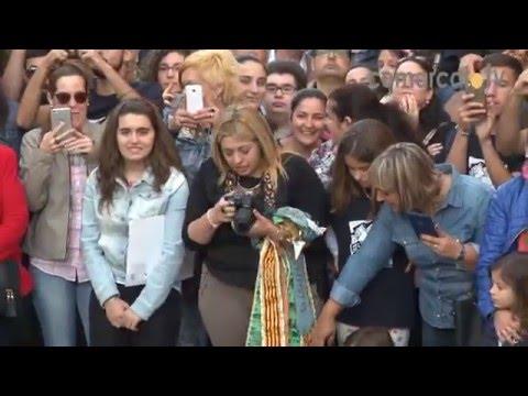 Ball de la Bandera i Processó de Sant Marc a Beniarjó