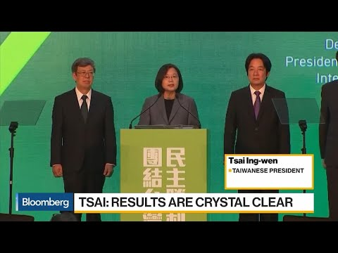 Tsai's Landslide Victory Moves Taiwan Further From Xi's Grasp