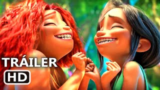LOS CROODS 2 Tráiler Español Latino DOBLADO (Animación, 2020) Dreamworks