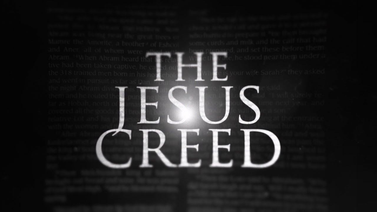 Dan Stevers – The Jesus Creed