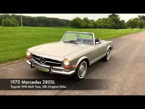 Video of '70 280SL located in Illinois - NMYI